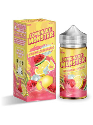 Lemonade Monster Watermelon Lemonade