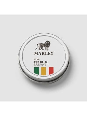 Marley CBD Balm Original Tin