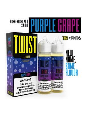 Twist Purple Grape - 2 Pack