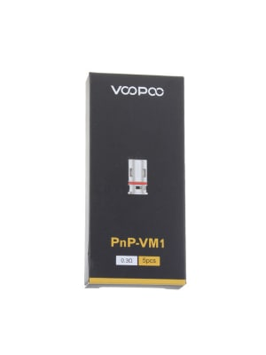 VooPoo PnP-VM1 Replacement Coil - 5 pack