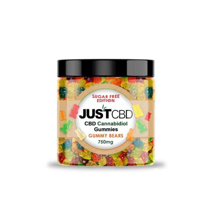 JustCBD Sugar Free Gummies
