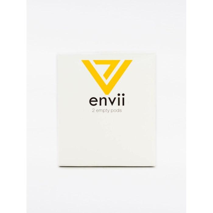 Envii FITT Unfilled Pods - 2 Pack