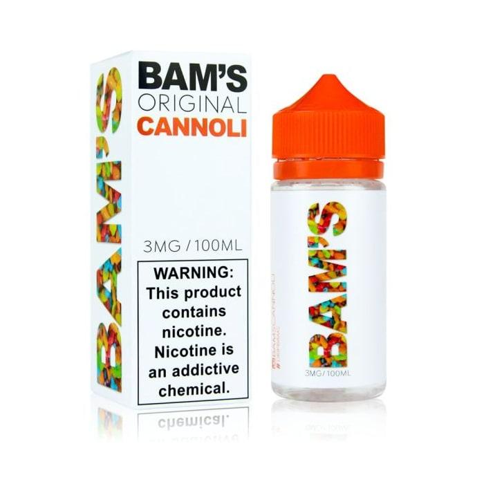Bam's Cannoli Original Cannoli
