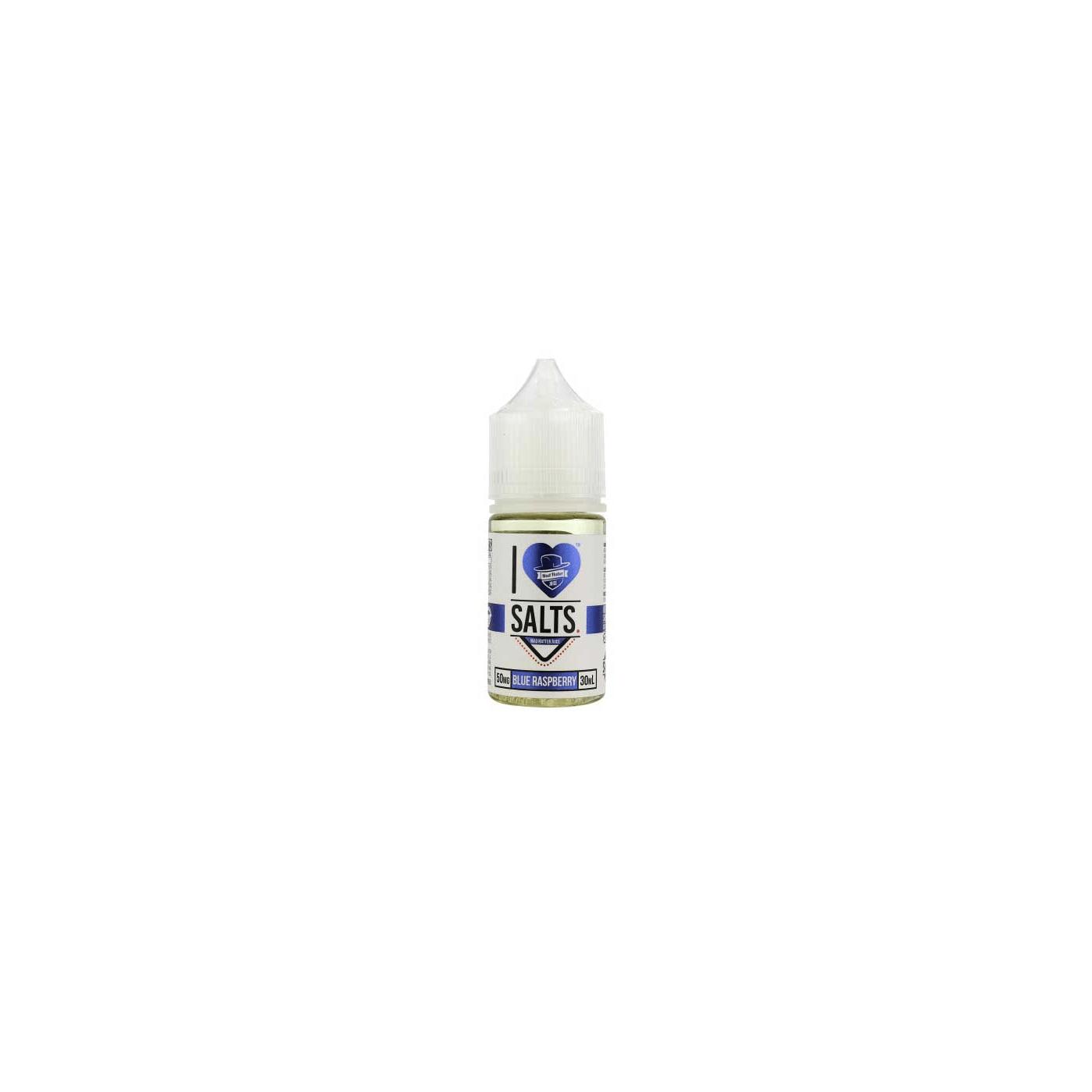I Love Salts Blue Raspberry