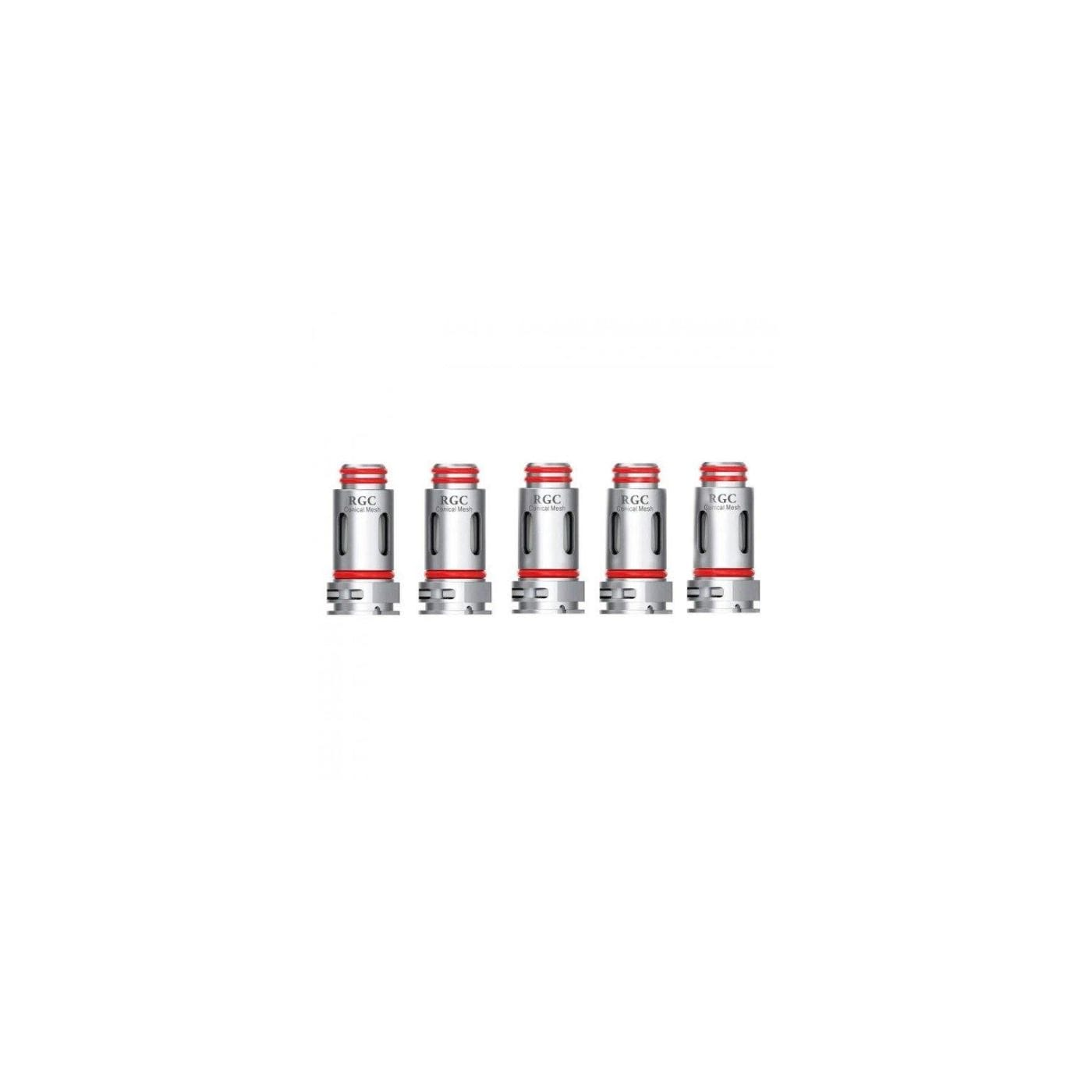 Smok RGC Conical Mesh Replacement Coil - 5 Pack