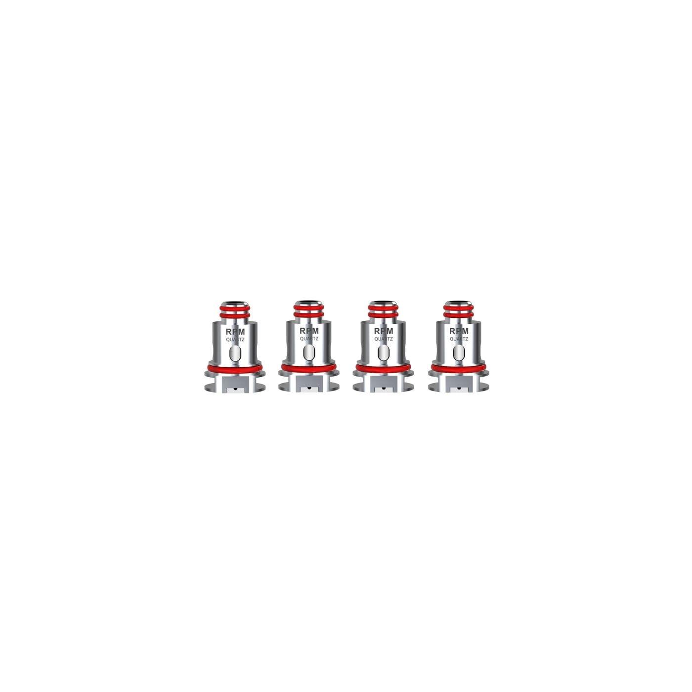 Smok RPM Quartz Replacement Coil - 5 Pack