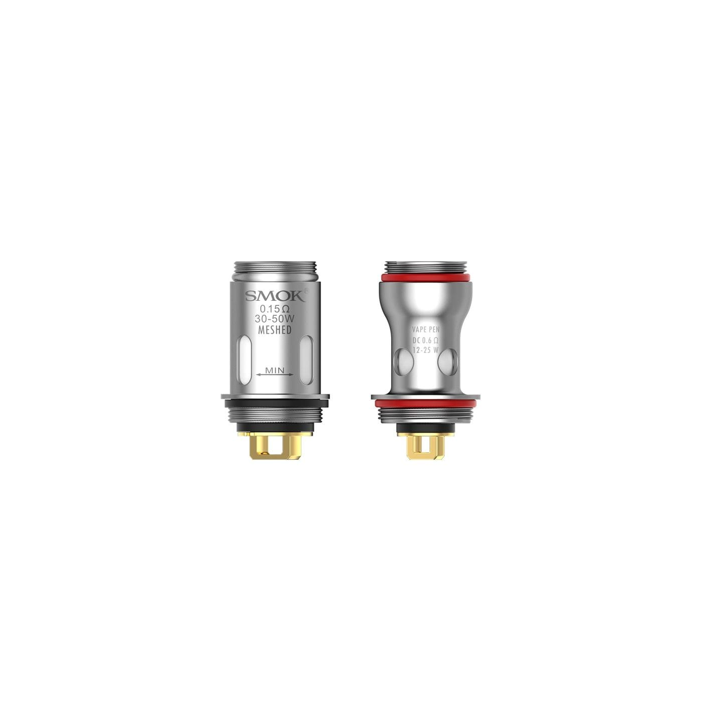 Smok Vape Pen V2 Replacement Coil - 5 Pack