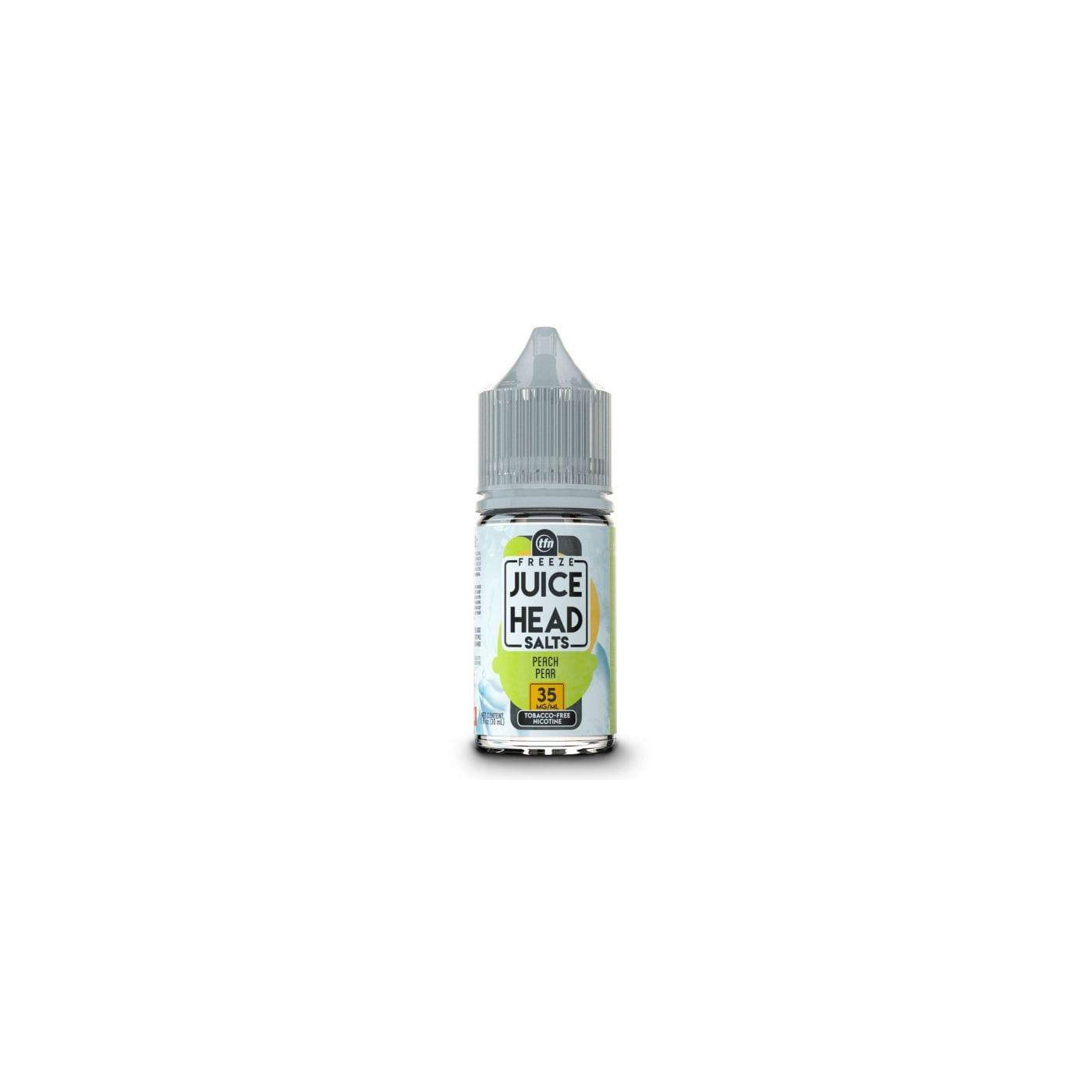 Juice Head TFN Salts Peach Pear Freeze