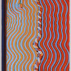 Sascha Braunig, Rolling Shutter 2, 2013, oil on canvas over panel, 30 x 19 in. (76.2 x 48.26 cm., ) SB_FP2708