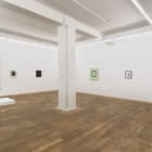 Cloud, 2011, installation view, Foxy Production, New York