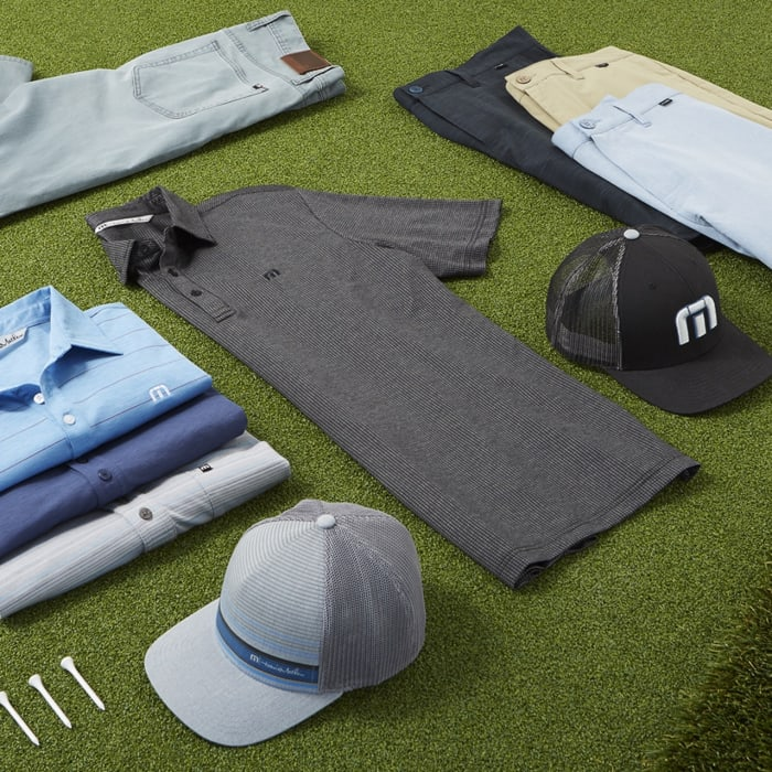 Travis Mathew Square