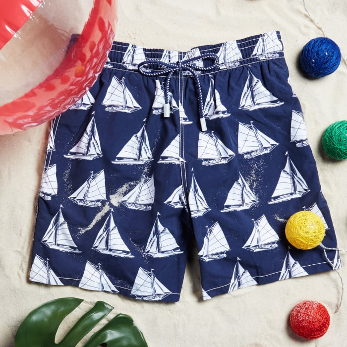 Vilebrequin Sailboat Trunks