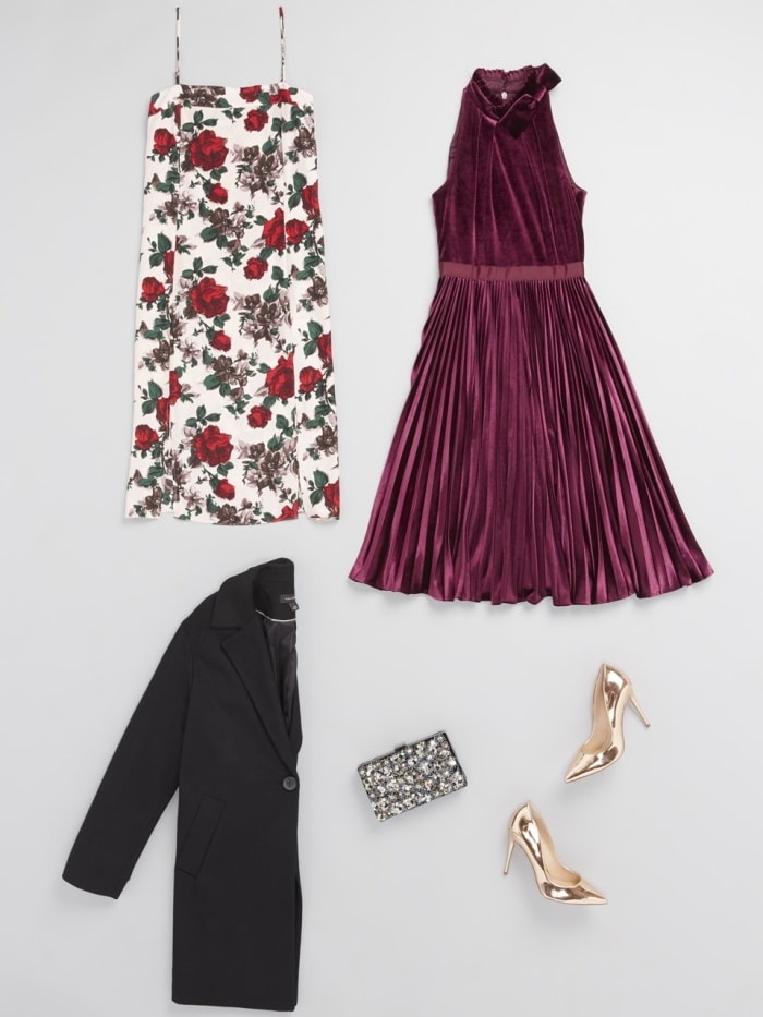 Holiday outfit for women