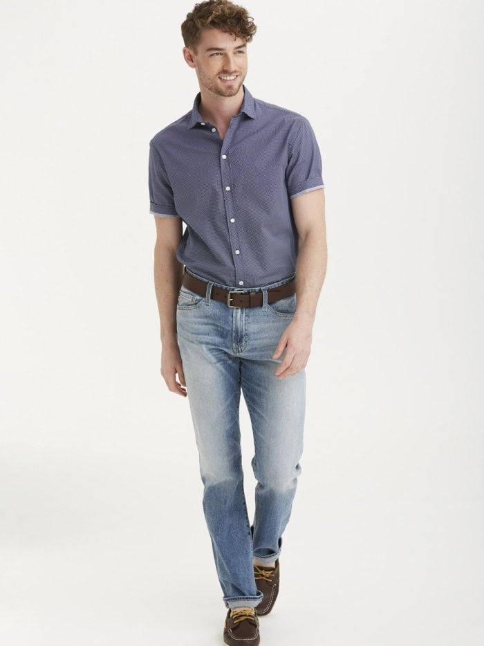 Light denim for men