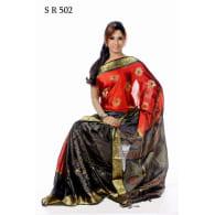 Soft Silk Saree-SR-502