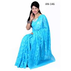 Soft Jamdani Sari