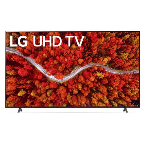 "LG UHD 80 Series 75"" Class 4K Smart UHD TV with AI ThinQ® - 75UP8070PUA"