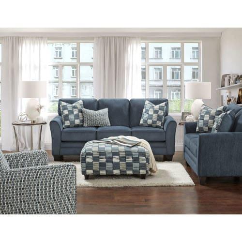 Addison Collection Sleeper Sofa & Loveseat - ADDISON2PCSLP
