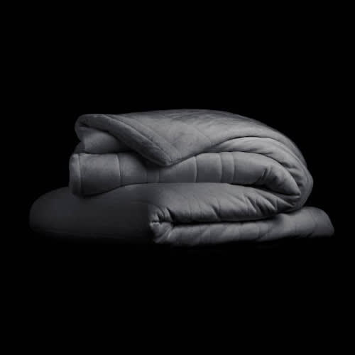 15 Lb. Weighted Blanket - Ash
