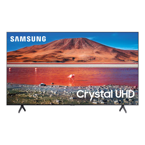 "Samsung 50"" TU7000 Crystal UHD 4K UHD Smart TV – UN50TU7000FXZA"