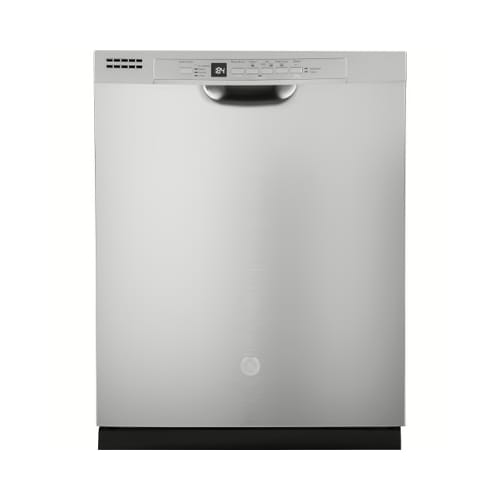 GE® Dishwasher with Front Controls - GDF530PSMSS