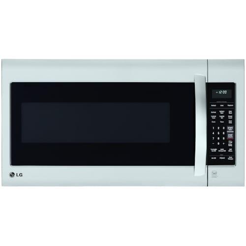 LG 2.0 Cu. Ft. Over-the-Range Microwave Oven w/ EasyClean® - LMV2031ST