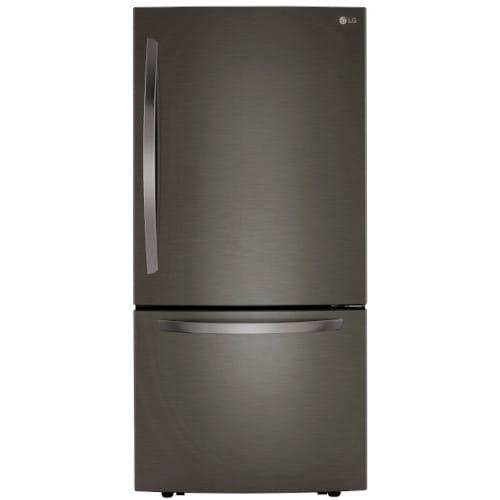 LG 26 cu. ft. Bottom Freezer Refrigerator - LRDCS2603D