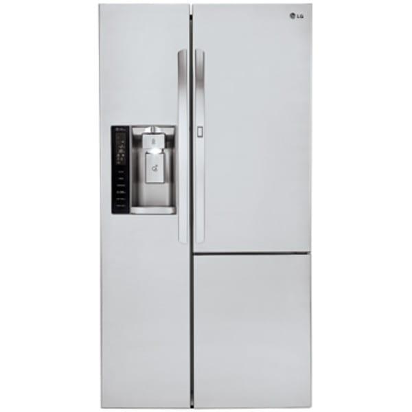 LG 26 cu. ft. Side-By-Side Refrigerator w/ Door-In-Door® - LSXS26366S