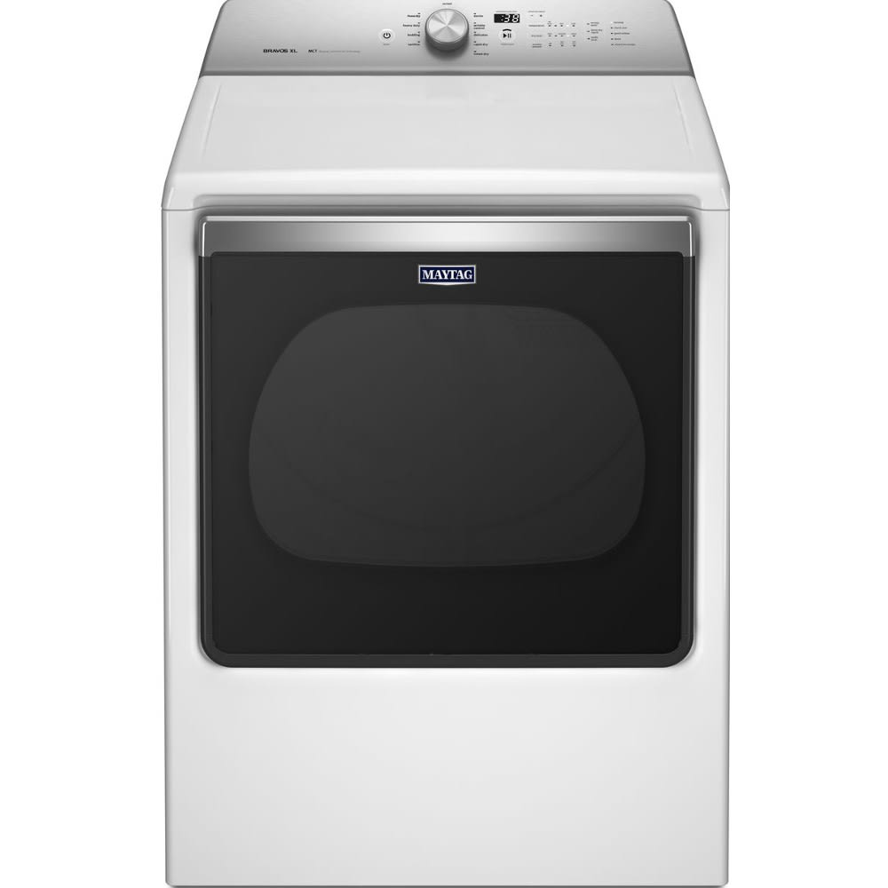 Maytag® 8.8 Cu. Ft. Extra-Large Capacity Gas Dryer with PowerDry Cycle (MGDB835DW)