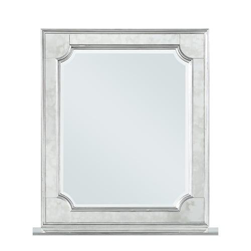 Bryant Park - mirror