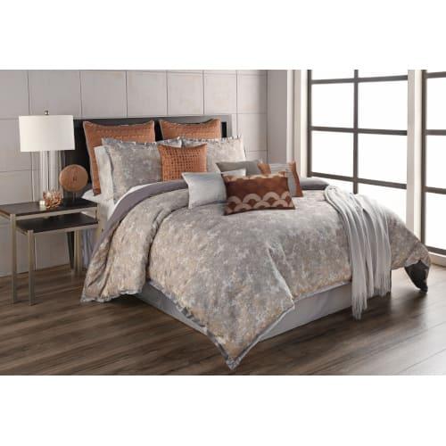 Myla 12PC King Comforter set - 80273