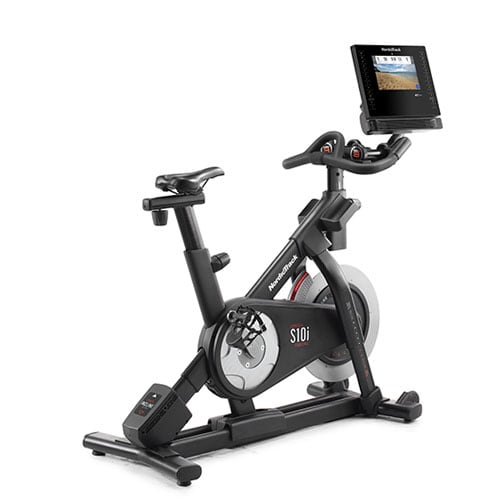 NordicTrack Commercial S10i Studio Cycle w/ iFIT Coach 1 Yr Membership