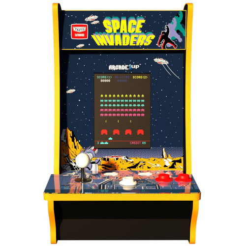 Arcade1Up - Space Invaders Countercade - Space Invaders (815221026186)