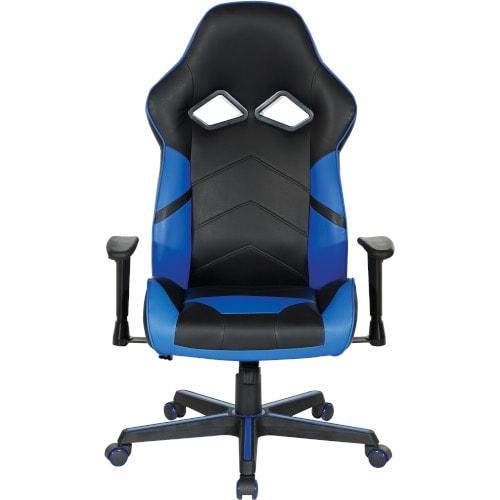 Gamma II Blue Desk Chair