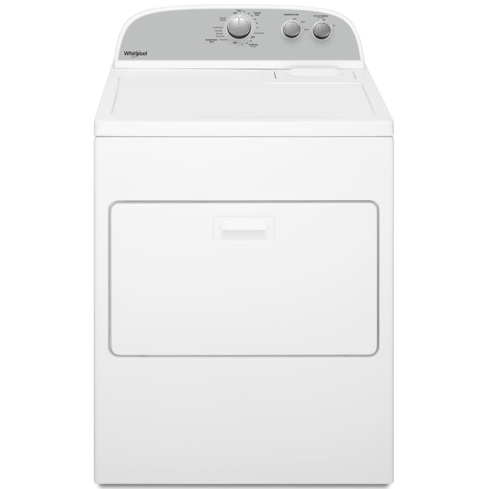 Whirlpool® 7.0 Cu. Ft. Top Load Gas Dryer with AutoDry™ Drying System - WGD4950HW