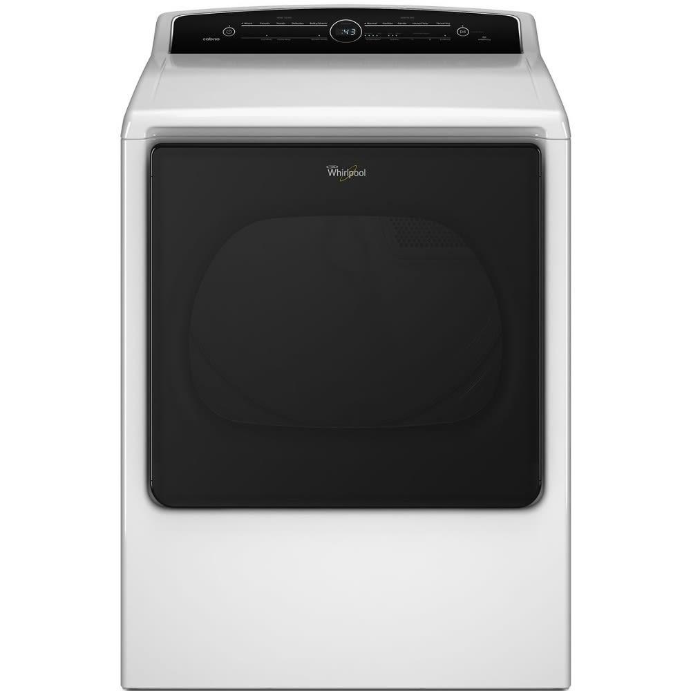 Whirlpool® 8.8 Cu. Ft. High-Efficiency Gas Dryer w/ Quad Baffles (WGD8000DW)