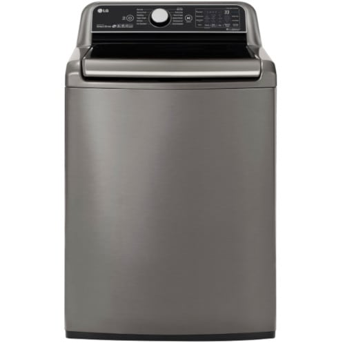 LG 5.5 Cu.Ft. Wi-Fi Enabled Top Load Washer - WT7800CV
