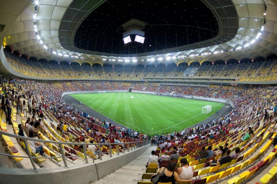 NHỮNG ĐIỀU THÚ VỊ Ở CÁC SVĐ TỔ CHỨC VCK EURO 2020