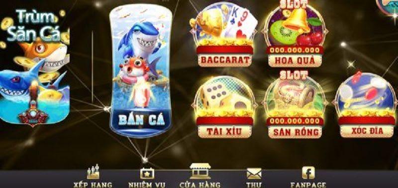 cong game trum san ca - Trùm săn cá – cổng game bắn cá đổi thưởng đa nền tảng được nhiều người chơi yêu thích