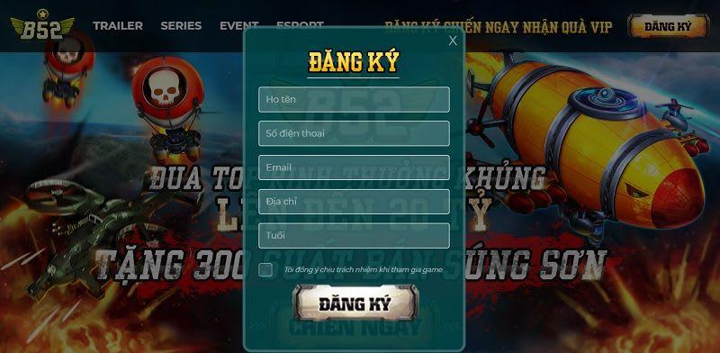 dang ky b52 club - B52 Club – cổng game bài đổi thưởng uy tín và chuyên nghiệp số 1 hiện nay