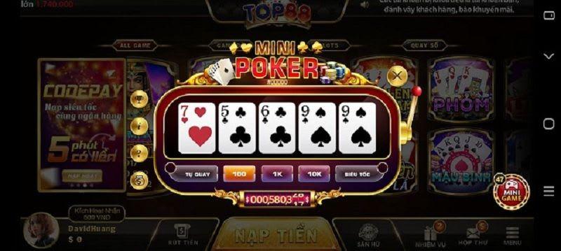 poker top88.club  - Top88.Club – cổng game bài đại gia được nhiều người yêu thích