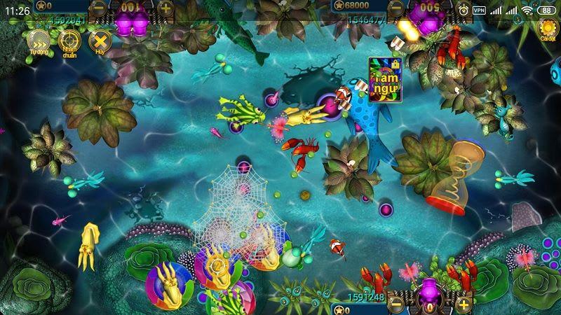 tro choi trum san ca - Trùm săn cá – cổng game bắn cá đổi thưởng đa nền tảng được nhiều người chơi yêu thích