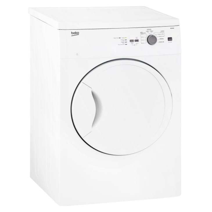 Beko 6 Kg Sensor Vented Dryer