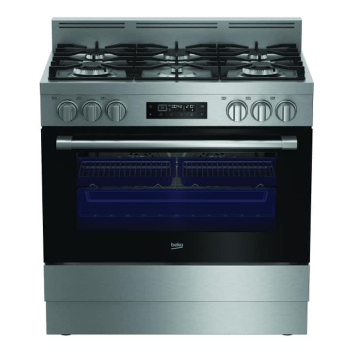 Beko Dual Fuel Freestanding Oven