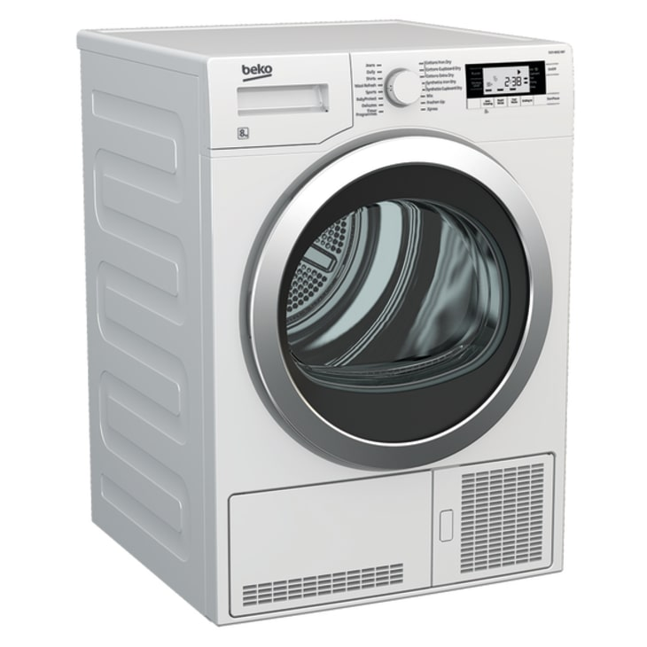 Beko DCY8502DXB1 8kg Sensor Controlled Condenser Dryer