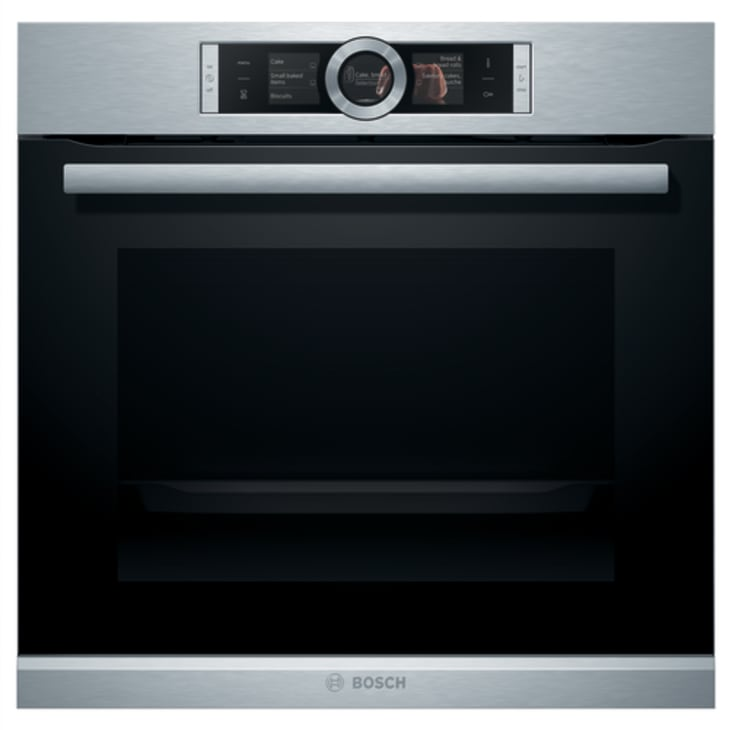 Bosch Pyrolytic Stainless Steel Built-In Oven