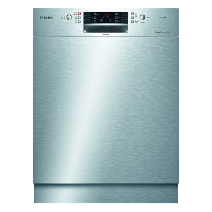 Bosch Built-Under Dishwasher