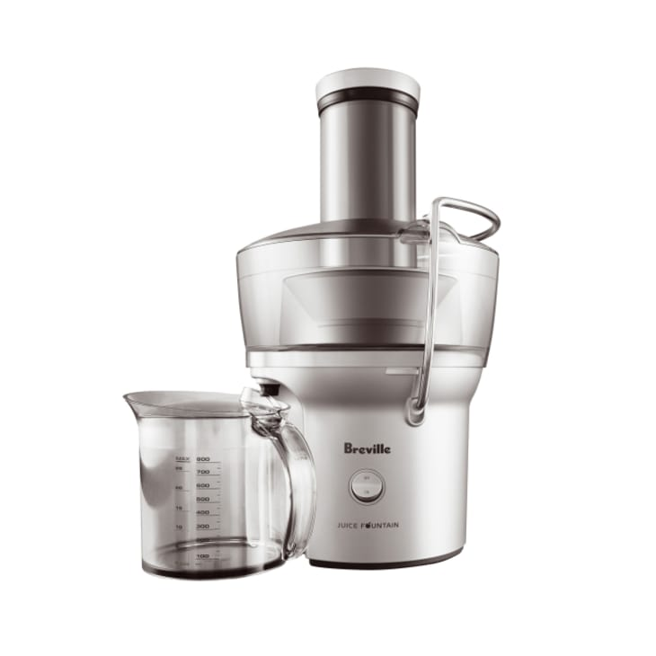 Breville Juice Fountain Compact Juice Extractor
