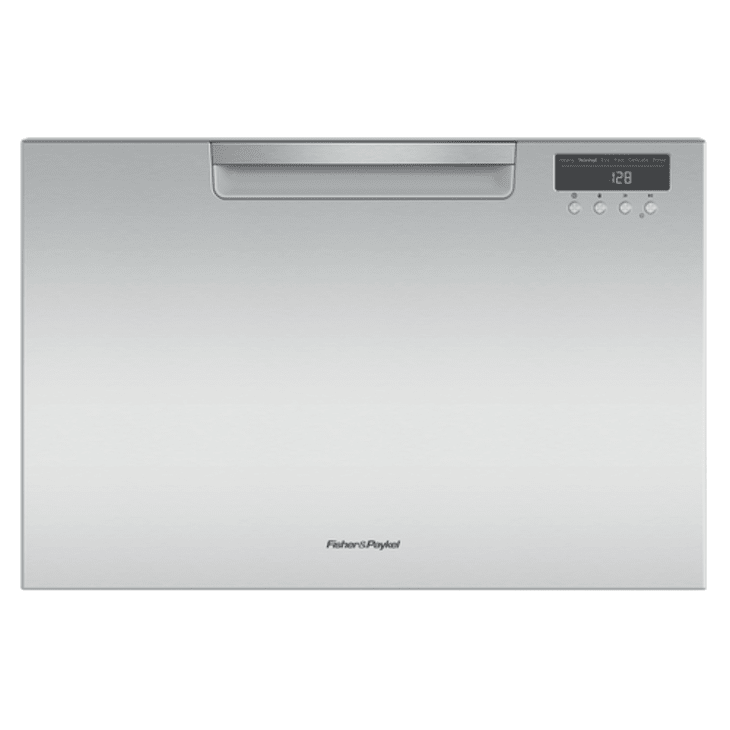 Fisher & Paykel Stainless Steel Single DishDrawer™