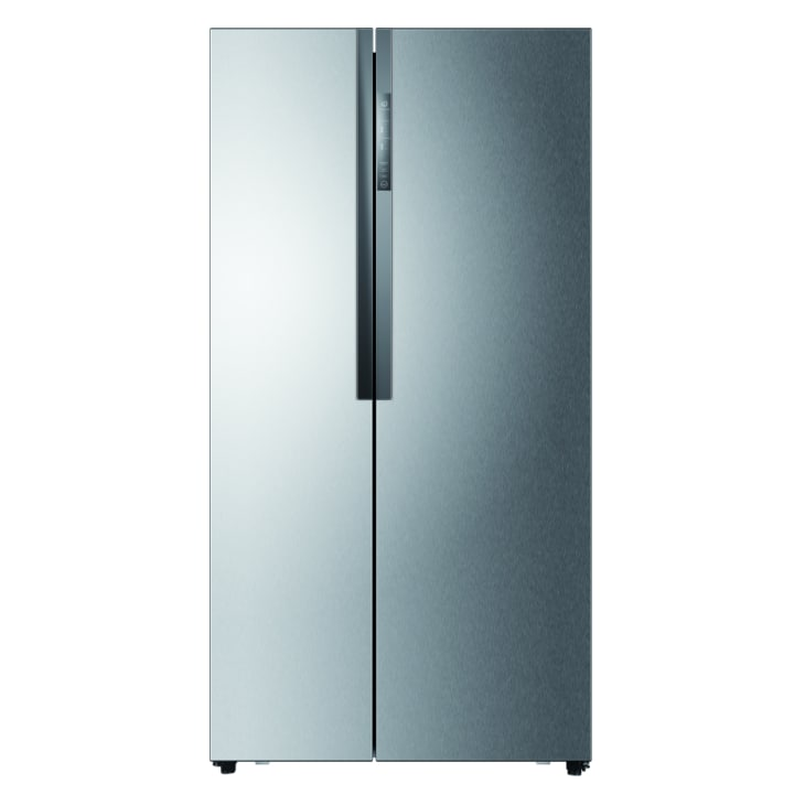 Haier 555l Stainless Steel Side by Side Refrigerator